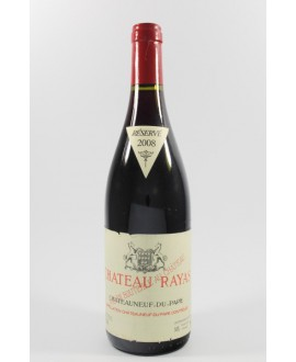 Rayas CDP rouge 2008