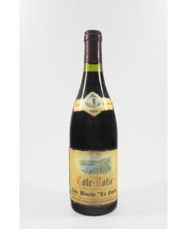 Dervieux-Thaize Côte Rôtie Cuvée Réserve Côte Blonde la Garde 1989