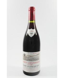 Armand Rousseau Gevrey Chambertin 1er Cru Clos St Jacques 1989