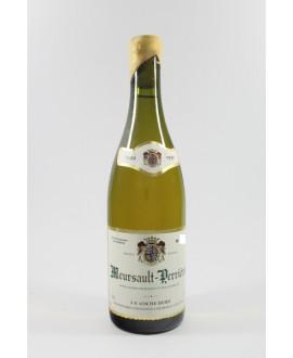 Coche Dury Meursault 1er Cru les Perrières 1999