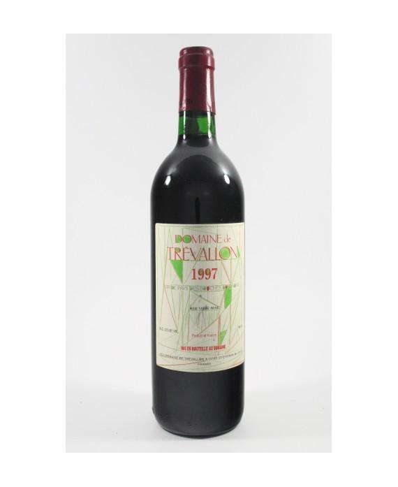 Trevallon rouge 1997