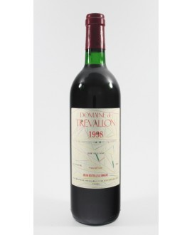 Trevallon rouge 1998 OWC