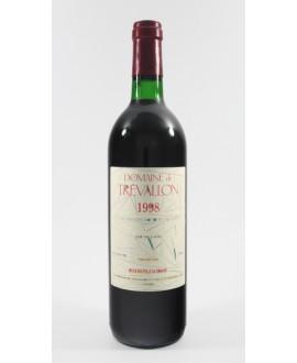 Trevallon rouge 1998