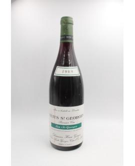 Henri Gouges Nuit Saint Georges les saint Georges 1989