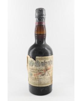 Madère Tarquinio torquato da camara lomelino cuvee pour rcni namur. Half Bottle1870