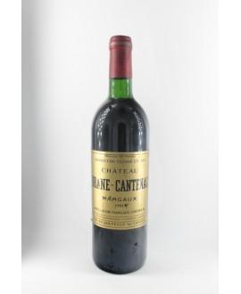 Château Brane Cantenac 1991