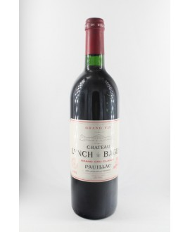 Lynch Bages 1991