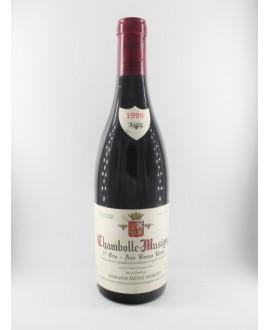 Chambolle-Musigny 1er Cru Aux Beaux Bruns Denis Mortet 1999