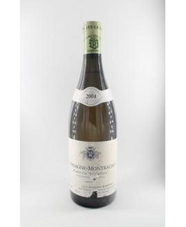 """Chassagne-Montrachet Premier Cru """"Les Caillerets"""" Domaine Ramonet 2004"""