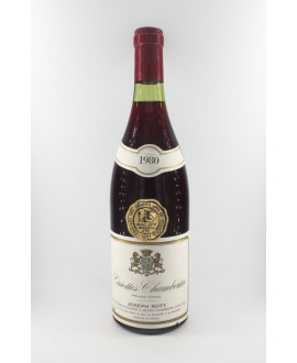 Roty Griottes Chambertin 1980