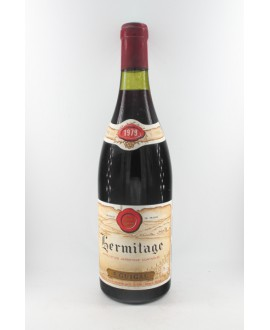 Guigal Hermitage  rouge 1979