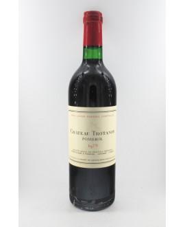 Château Trotanoy 1979