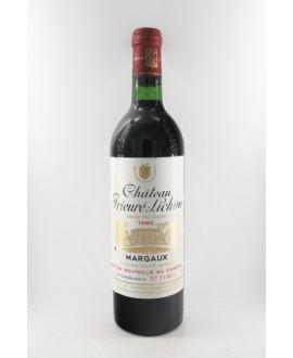 Château Prieuré Lichine 1982