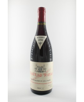 Rayas CDP rouge 1998