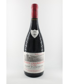 Armand Rousseau Gevrey Chambertin Clos St-Jacques 1999