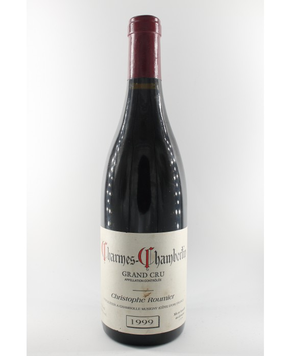 Christophe Roumier Charmes-Chambertin 1999