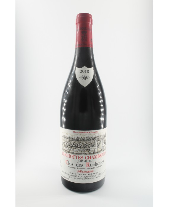 Armand Rousseau Ruchottes Chambertin Clos des Ruchottes  2009