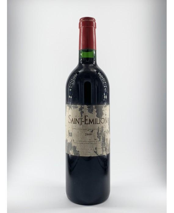 Société civile du Cheval Blanc Saint-Emilion de Cheval Blanc 2000
