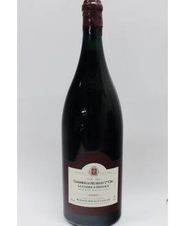 OWC D-MAG Bruno Clavelier Chambolle Musigny 1er Cru La Combe d'orveaux 2005