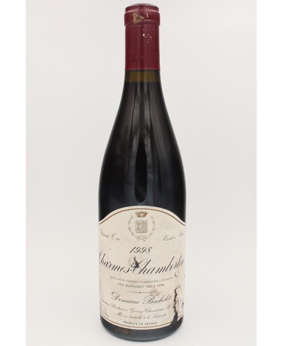 Domaine Denis Bachelet Charmes-Chambertin Grand Cru 1998