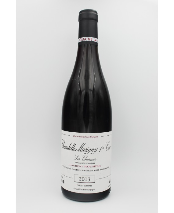 Laurent Roumier Chambolle-Musigny 1er cru Les Charmes 2013