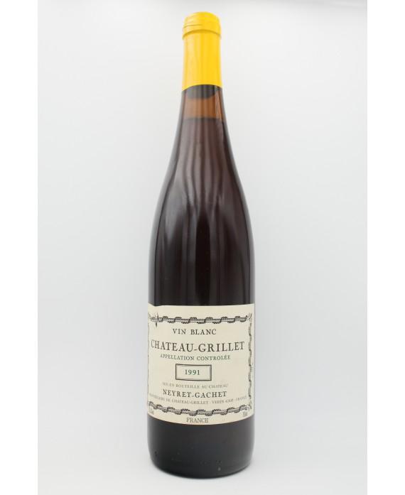 Château Grillet 1991