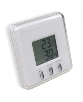 Thermomètre hygromètre électronique