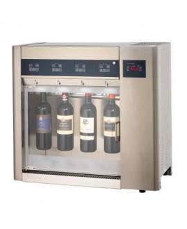 Easy wine armoire de service vin au verre 4 bouteilles