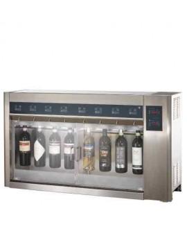 Easy wine armoire de service vin au verre 8 bouteilles