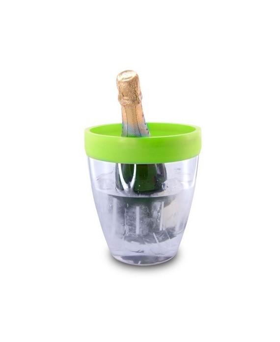 Pulltex seau à champagne bord silicone
