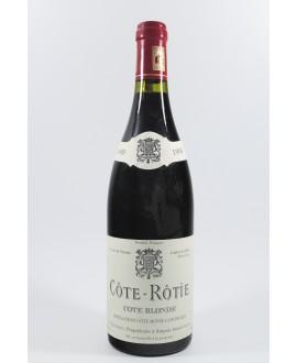 Rostaing Cote Rotie côte blonde 1998