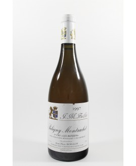 Puligny Montrachet 1er Cru les Referts J M Boillot 1997