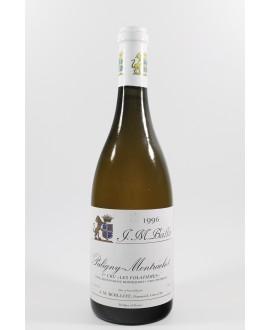 Puligny Montrachet 1er Cru les Folatieres J M Boillot 1996