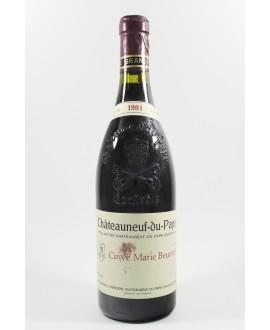 Bonneau Henri CDP Marie Beurrier 1991